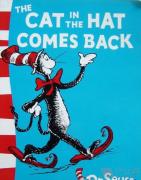 【原版绘本分享】The Cat in the Hat戴帽子的猫(苏斯博士绘本+音频下载)
