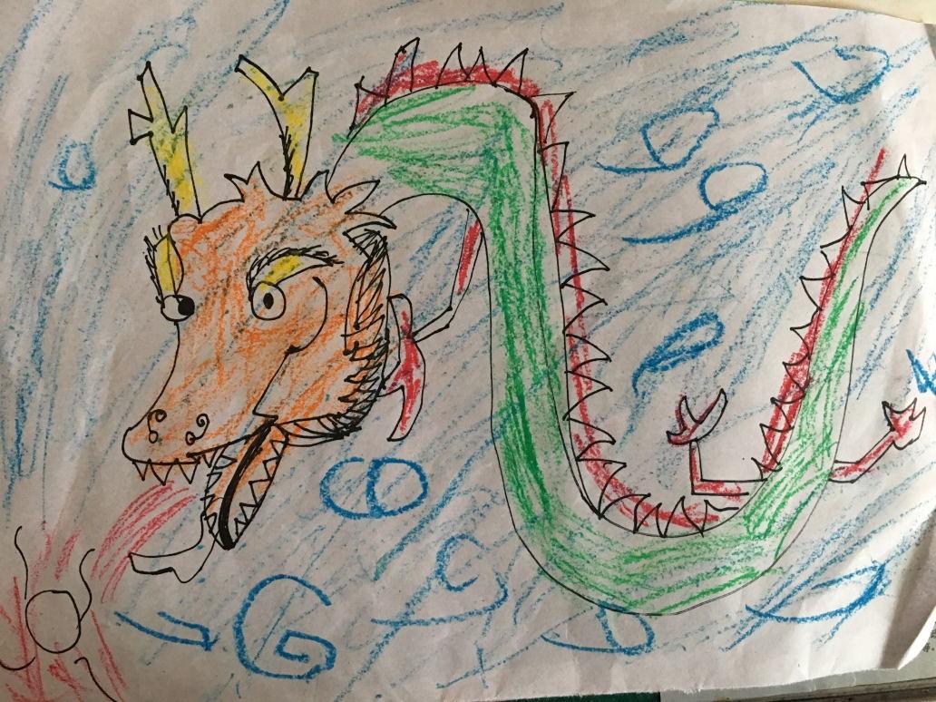 六年级的画画作品大全 六年级绘画作品大全