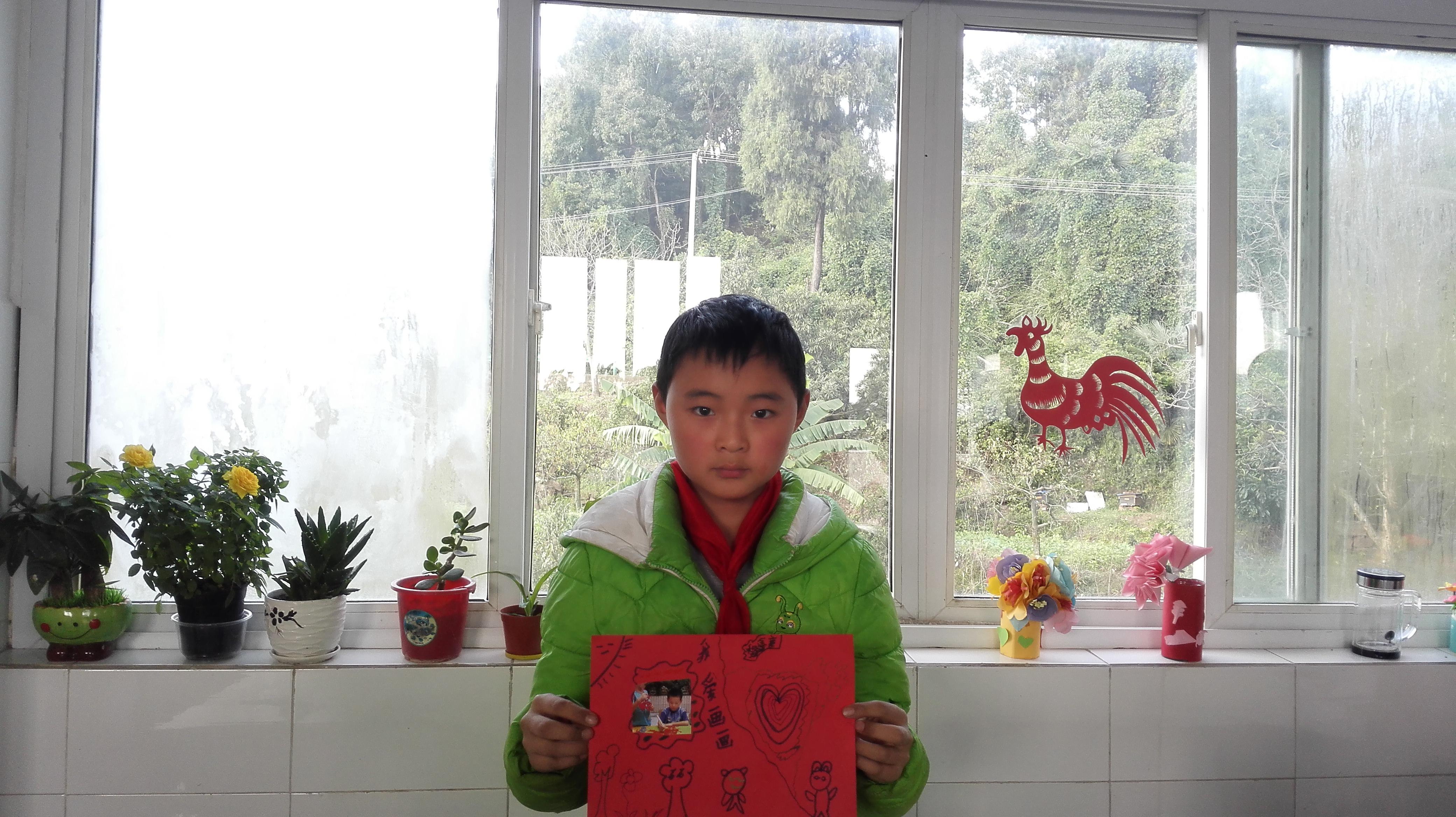 年级小学三四作品美术课我a年级我成长民族_美私立小学北京市昌区图片