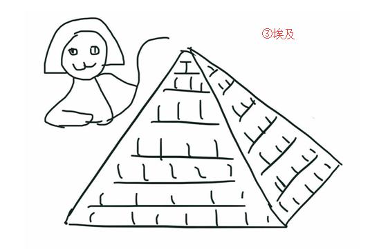 3.埃及 金字塔