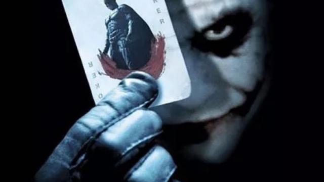 小丑 台词精选 蝙蝠侠 黑暗骑士