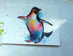 【16年1112合作区】极地动物:最爱的penguin!