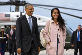 拿多个offer的,都可以看看美国总统这一家人如何择校!