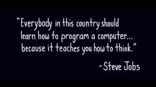 """【老司机告诉你】""""普通人""""学编程有什么好处?"""