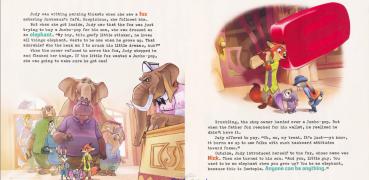 【原版读物】风靡全球的【疯狂动物城(Zootopia )】电影&电子书下载 (含PDF、MP3及MP4)
