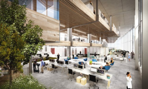 2016.11.17【英译中】谷歌将在伦敦建立新总部