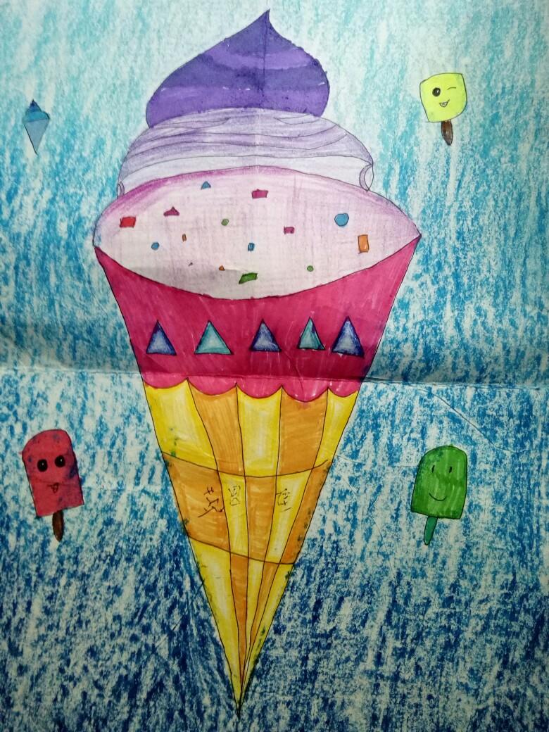 冰淇淋 图片