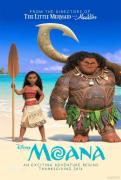 迪士尼《海洋奇缘》土著少女与逗趣半神扬帆历险