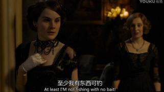 【Downton Abbey】唐顿庄园台词模仿170225——67