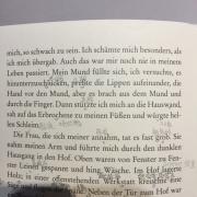 原著朗读计划《Der Vorleser》1.2.2