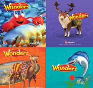 美国加州 Reading Wonders 教材汇总 PDF+MP3 共计21G 资料共享