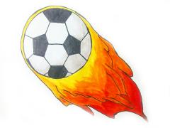 2017年4月葫芦山:进击的足球