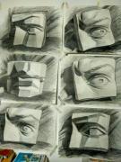 刘劲文的美术作品(有一张发错了)