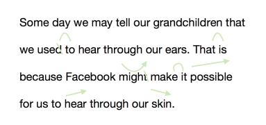 脸书开发者大会聚焦增强现实技术(2/3) 4.30