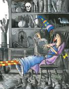 牛津经典童书!Winnie the Witch《女巫温妮》系列丛书【英文原版12本全+MP3】