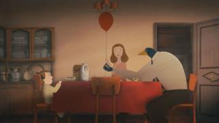 【小飞鱼的书房放映厅】141.   一个孩子眼中的继父——  《家庭闯入鸟》