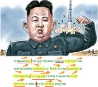 【标V模仿秀】美国将抵御朝鲜威胁(2/2) 01.18