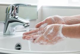 【每日一测】孩子们洗手了吗?
