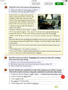 八年级下册英语19页3a一二段