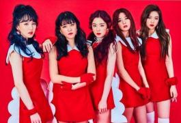 【韩乐我来唱】20170411《ROOKIE》Red velvet