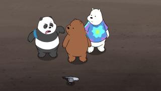 咱们裸熊   【s1e01】都给我滚!白熊是我老公! - 完整视频 + 高频单词(彩图+例句朗读)