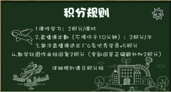 【思维加油站直播作业贴】 第九期(3~6年级)