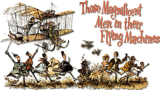 【周末影院】Those Magnificent Men in Their Flying Machines