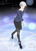 【17年2月葫芦山】冰上的尤里(同人)