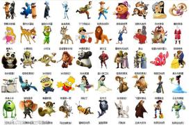【品动画*学英语】50部英文高清动画 中英双字幕+MP3+剧本