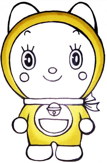 哆啦A梦の妹妹哆啦美