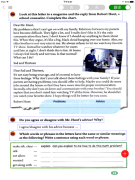 八年级下册英语27页3a第二篇(周日)