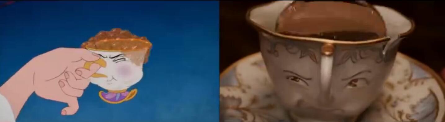 《美女与野兽》已上映,法语版的主题曲你听过吗?