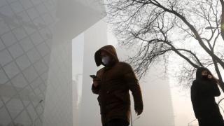 2017.01.08【英译中】北京污染严重,警方被迫打响毒雾霾战役