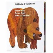 儿童绘本大师Eric Carle作品整理(含PDF+MP3下载)