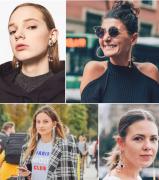 2017流行什么耳环? 这些让时髦icon抢着入手