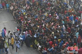 """2016.10.25【韩译中】中国""""国考""""考生激增  竞争率高达9837:1"""