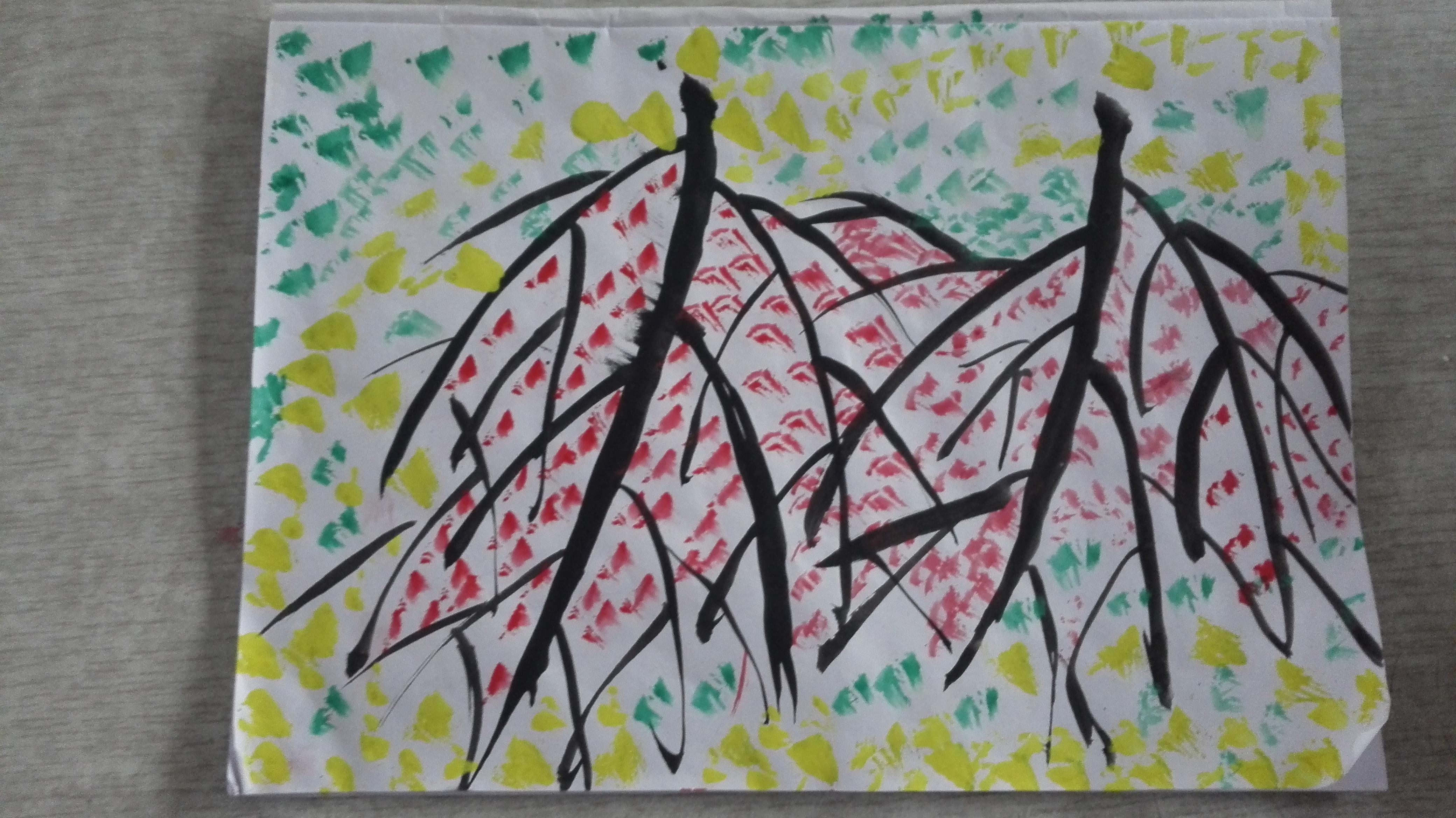 三年级美术风景铅笔画