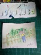 【17年5月 6月作业 葫芦山】童年---辣手摧花