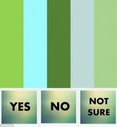 颜色测试竟然透露出你的性格