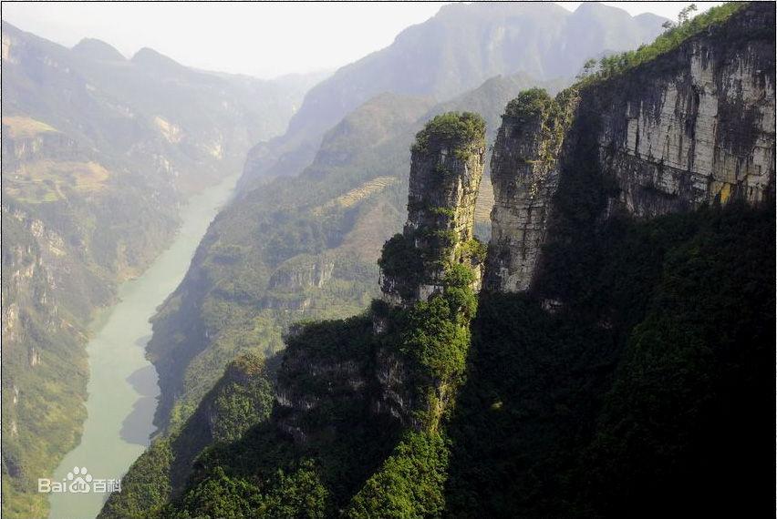 沿河乌江山峡风景名胜区