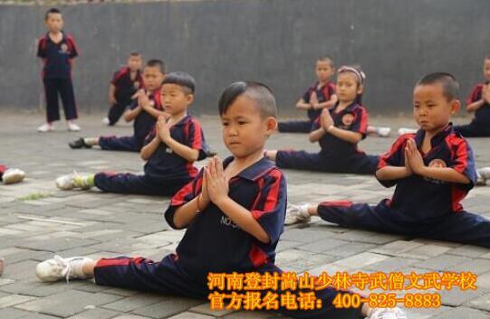 嵩山少林寺文武学校的主页部落搞笑整人视频图片