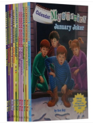 【优秀初级章节书】Calendar Mysteries系列13本电子书(PDF/EPUB/MOBI)+12本音频MP3