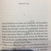 原著朗读计划《Der Vorleser》