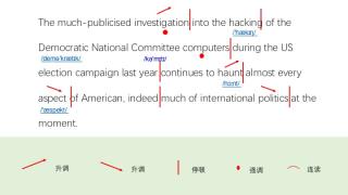 【BBC英音模仿秀】2017.04.17 俄罗斯黑客攻击