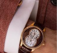 【潮物】是时候把冰冷的链带款腕表,换成温暖的皮带腕表了
