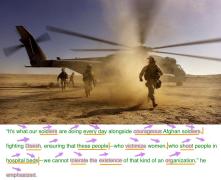 【标V模仿秀】美国国家安全顾问访问阿富汗(2/2)4.26