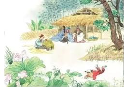 儿童节读古诗 | 看看古时候的孩子们都玩啥