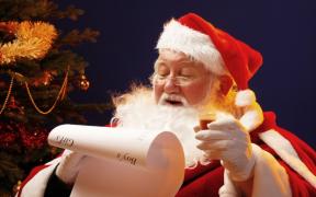 【双语】圣诞小故事