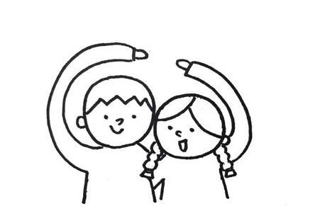 【迷之简笔画】恋爱?