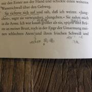 原著朗读计划《Der Vorleser》1.5